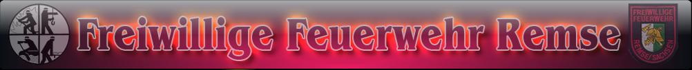 Feuerwehr Remse Logo